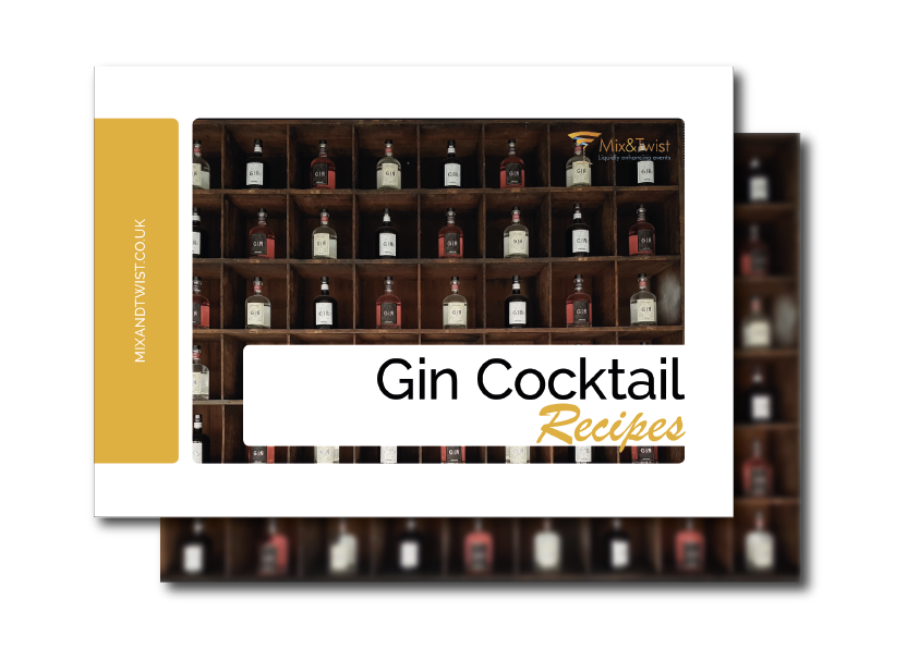 MT - Cocktail Gin 3D Cover