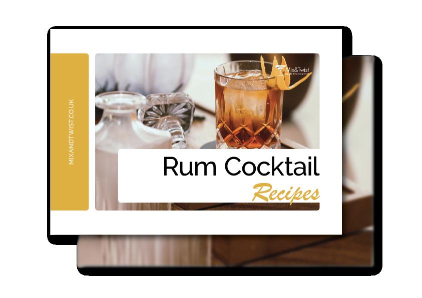 MT - Cocktail Rum 3D Cover