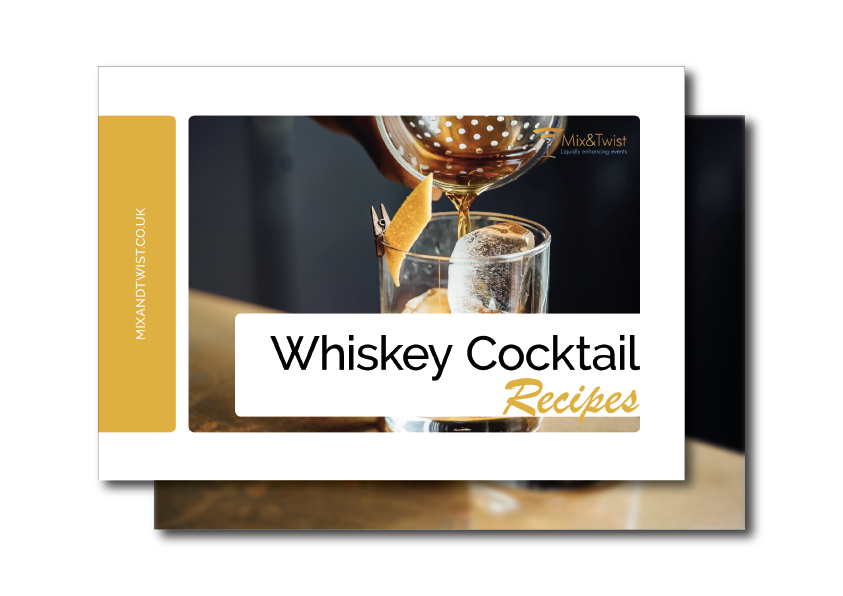 MT - Cocktail Whiskey 3D Cover