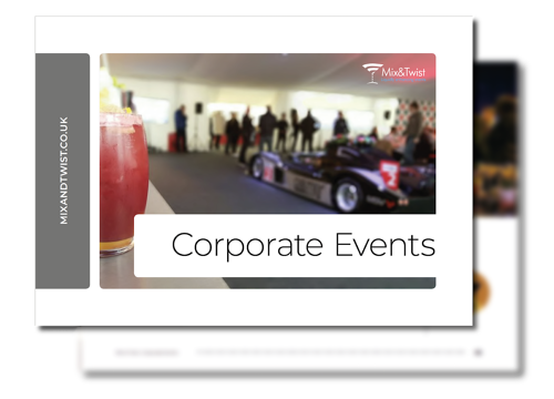 Corporate Events 3D Cover