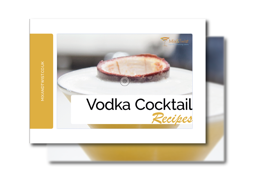 MT - Cocktail Vodka 3D Cover